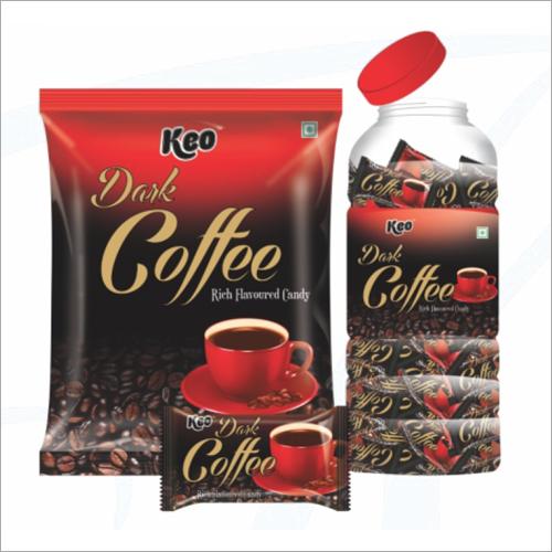 Dark Coffee Rich Flavoured Candy