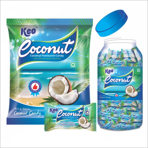 Coconut Flavoured Candy