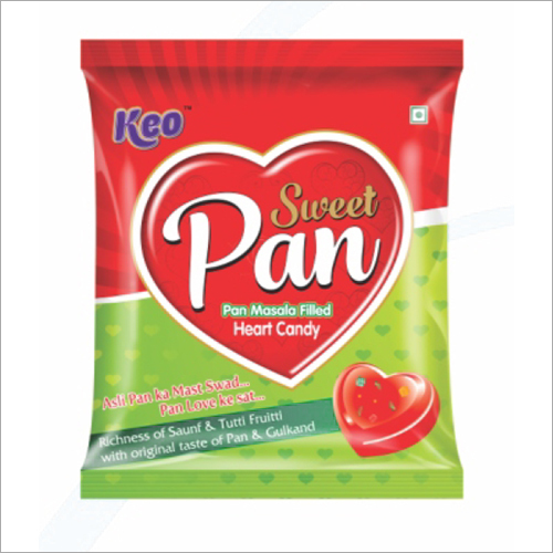 Sweet Pan Masala Flavoured Candy