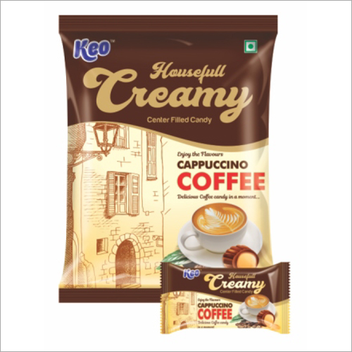 Cappuccino Coffee Flavoured Candy
