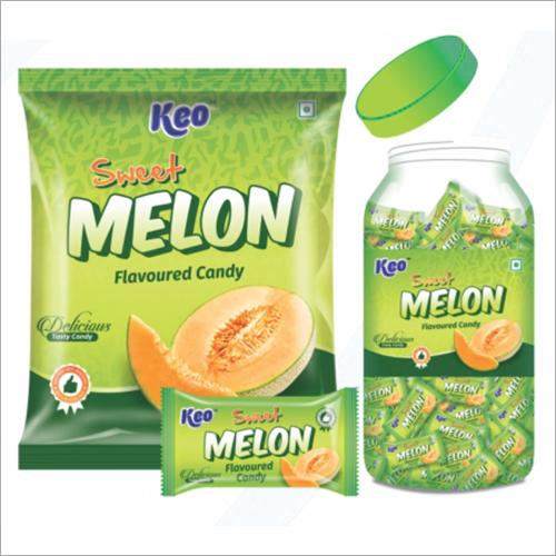 Melon Flavoured Candy