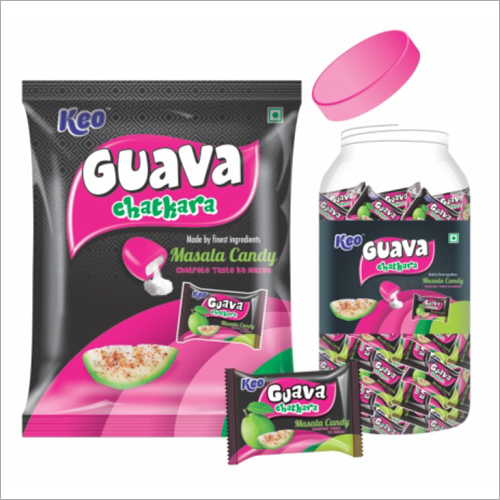 Guava Chatkara Masala Candy