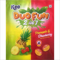 Pineapple Flavoured Candy