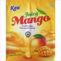 Juicy Mango Flavoured Candy