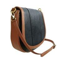 TRISHIKHA Women Leather Sling Bag