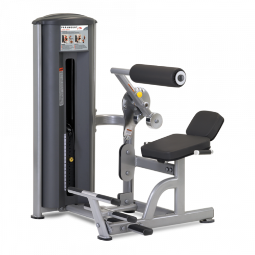 Low Back Abdominal Exercise Machine
