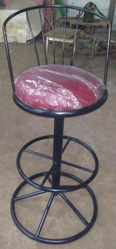 High Back Round chair