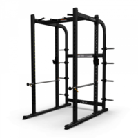 Power Rack with Plate Holders XFW-7900