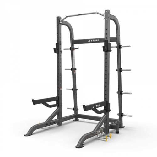 Half Rack with Plate Holders