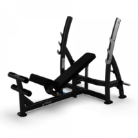 3 way Bench Press Machine with Plate Holders