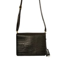Women Leather Crossbody Sling Bag