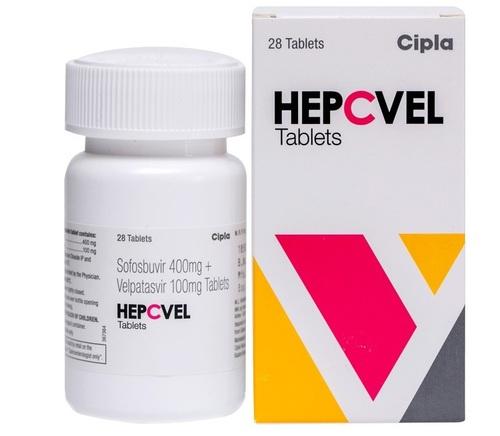 Hepcvel Sofosbuvir and Velpatasvir