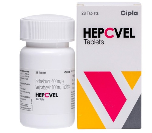 Sofosbuvir And Velpatasvir