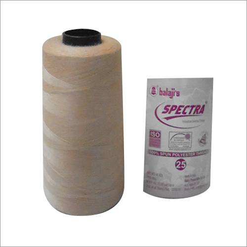 Spun Sewing Thread