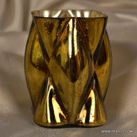 HANDMADE DESIGN SILVER CANDLE HOLDER