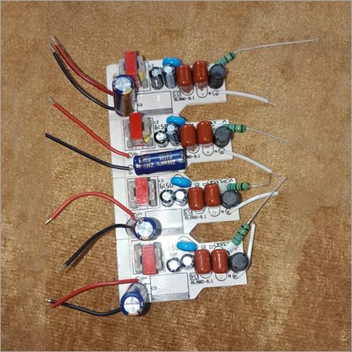 Automatic LED Bulb Driver