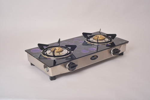 2 Burner Nano Gas Stove