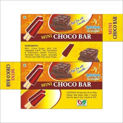 Mini Choco Bar Box