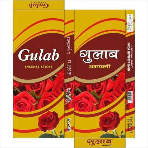 Gulab Agarbatti Box