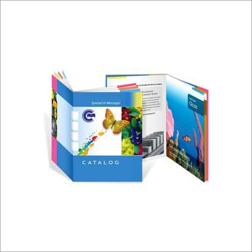 Customized Printed Catalogs