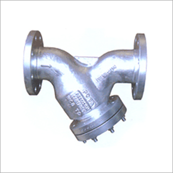 Cast Steel Y Type Strainers