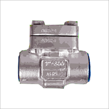 Non Return Forged Valve