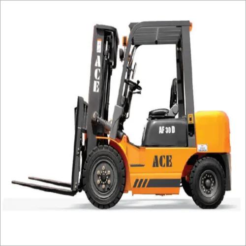 Diesel Forklift Application: Workshop