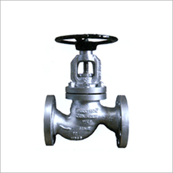 Flanged End Piston Valves