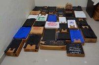 Brown T-Shirt Bags