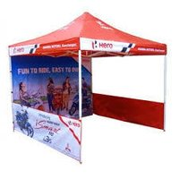 Advertising Gazebo