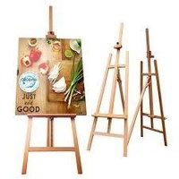 Wooden Easel Standee