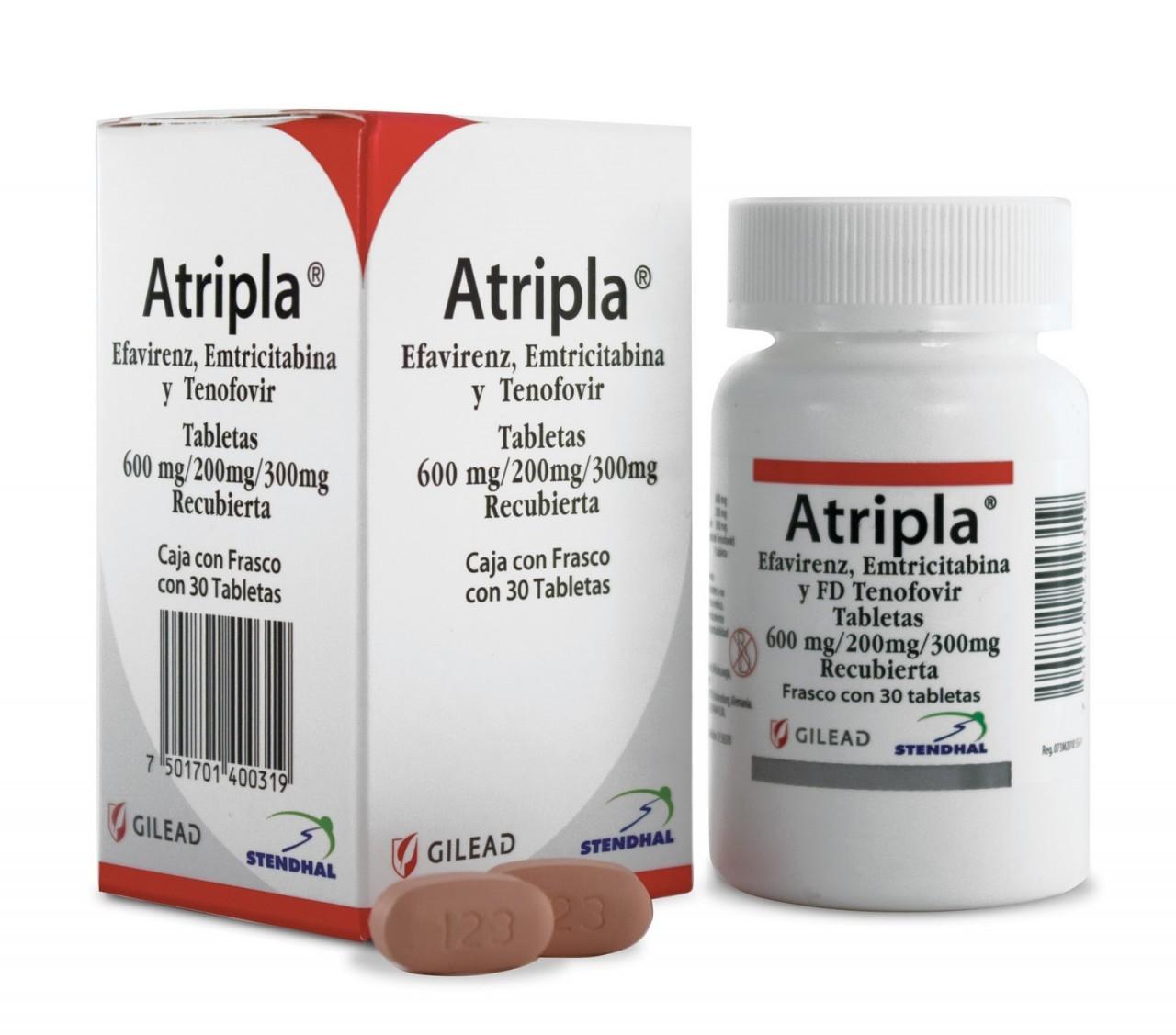 Tenofovir + Emtricitabine + Efavirenz (Viraday)