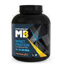 MuscleBlaze Whey Protein,2Kg (4.4 lb )Rich Milk Chocolate