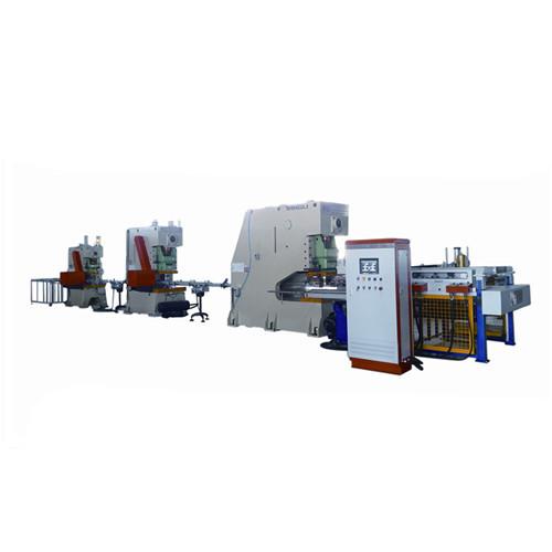Complete 2pcs can production line