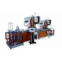 metal packaging machinery 2 piece can making machine end making