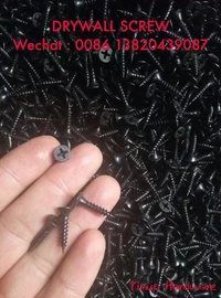 Drywall Screw Black Phosphate