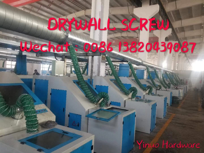 Drywall Screw Black Phosphate