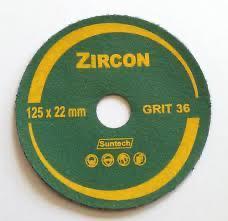 Zircon disc