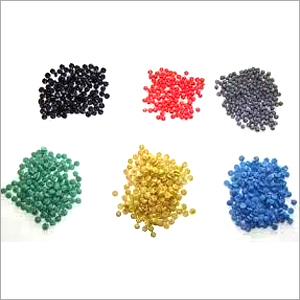Colored HIPS Plastic Granules