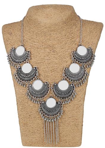 Metal Silver Jewelry