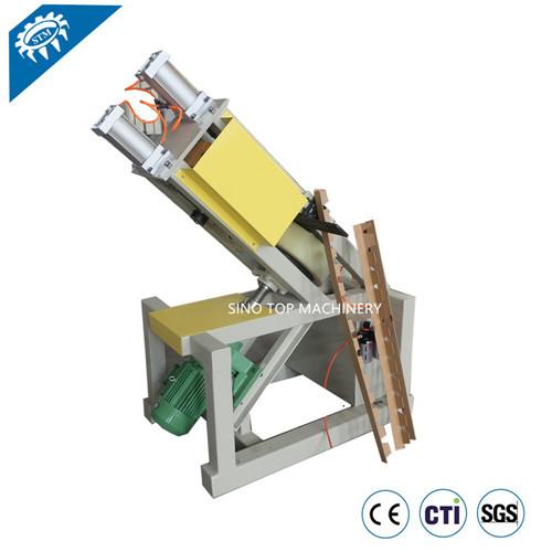 Wrap Around Coil Edge Protector Rotary Machine
