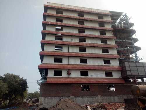 M.S. Structure Building