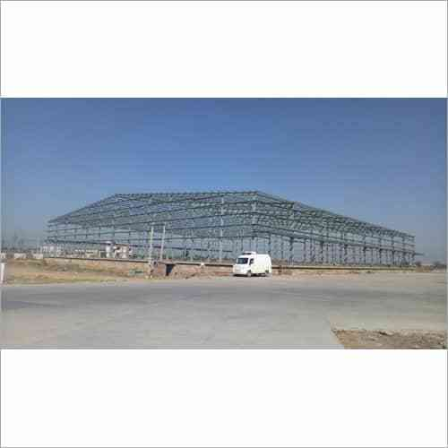 Industrial Structure Fabrication Service