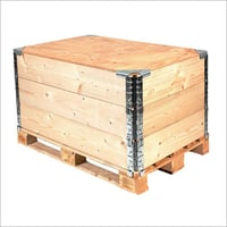 Foldable Pallet Boxes