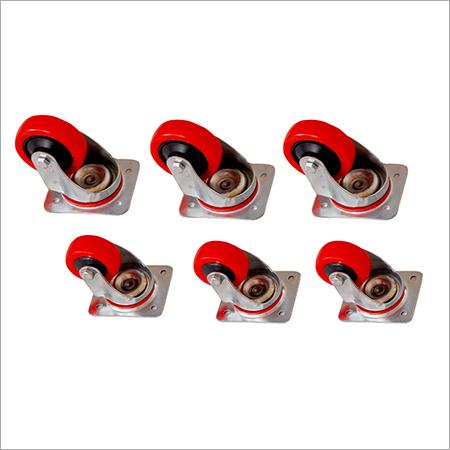Single wheel Castor