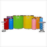 Textile Cans