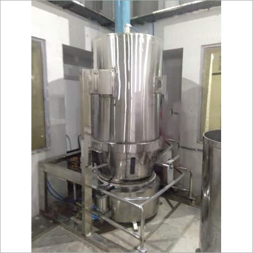 Fluid Bed Dryers Machine