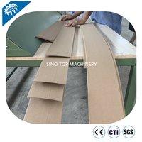 Paper Corner Board Edge Protector Machine