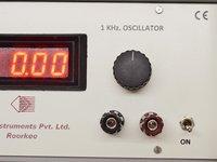 TRUE RMS AC Milli Voltmeter, ACM-103