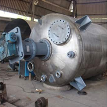 Stainless Steel Mixing Vessel